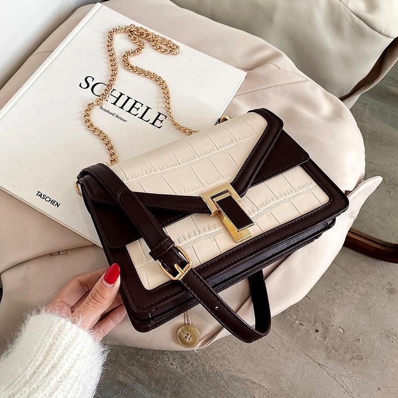fashion messenger small square bag NHLH284155