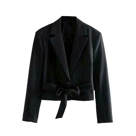 neue taillenweite lockere lässige kleine Anzugjacke NHAM284327's discount tags