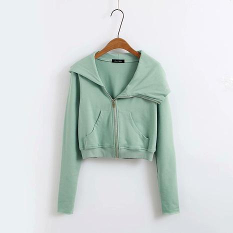 wizard hat zipper cardigan jacket  NHAM284422's discount tags