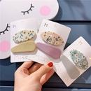 Korea simple cute  bb clip  NHCU284869