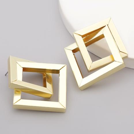 aretes retro de aleación en forma de diamante NHJE284921's discount tags