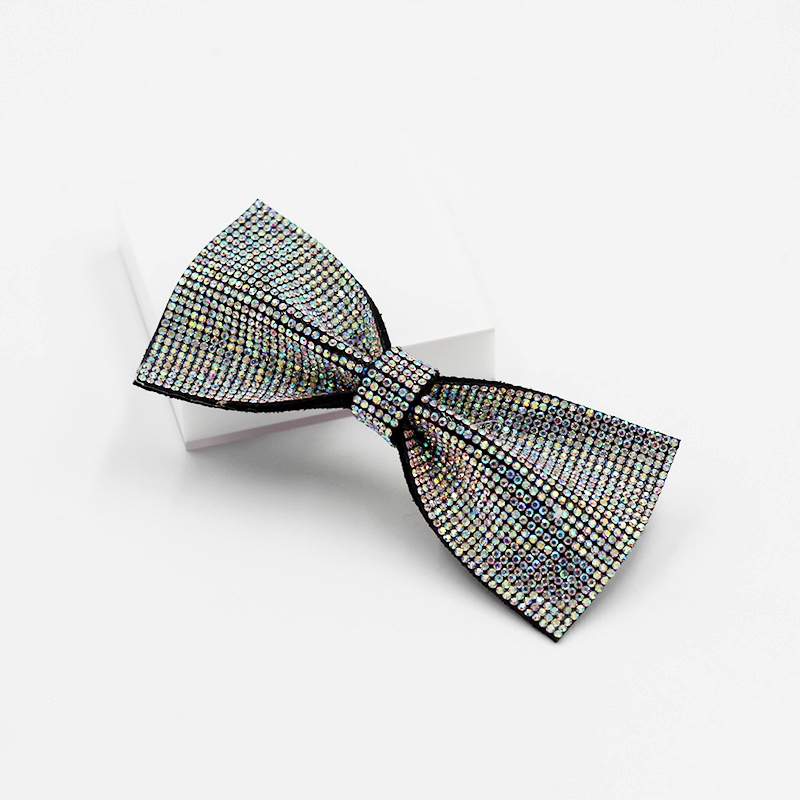 New fashion korean  diamonds simple ladies hairpins NHWJ285028