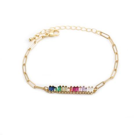 Fashion Zirconium Adjustable Bracelet NHYL285031's discount tags