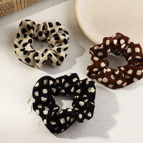 mode nouveau chouchous en tissu imprimé léopard NHAU277005's discount tags
