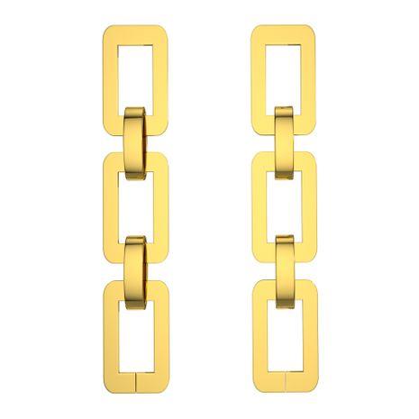 metal chain earrings  NHJQ277205's discount tags