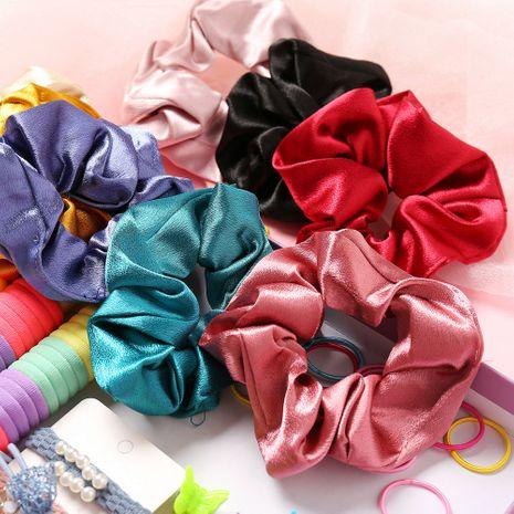 Hot Selling Pure Color Creative Retro Einfache Haargummis NHPJ277322's discount tags