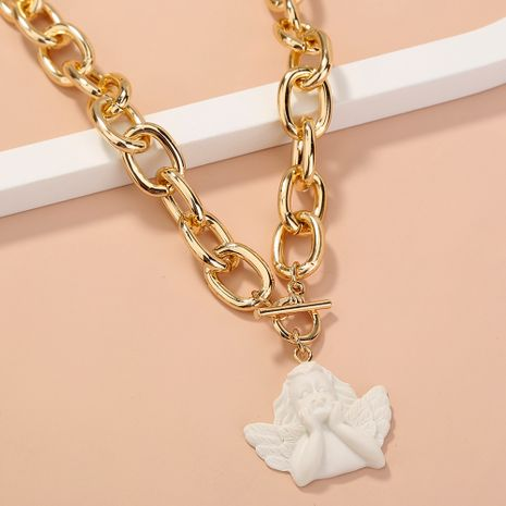 fashion  exaggerated punk style necklace NHAN277525's discount tags