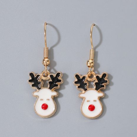 Boucles d'oreilles en alliage Dripping Elk NHGY278799's discount tags