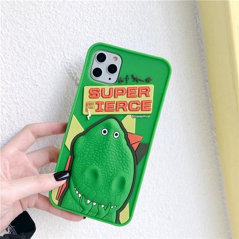 coque de téléphone portable dinosaure en silicone pour Apple 11 8plus iphonexs max XR NHFI285245's discount tags