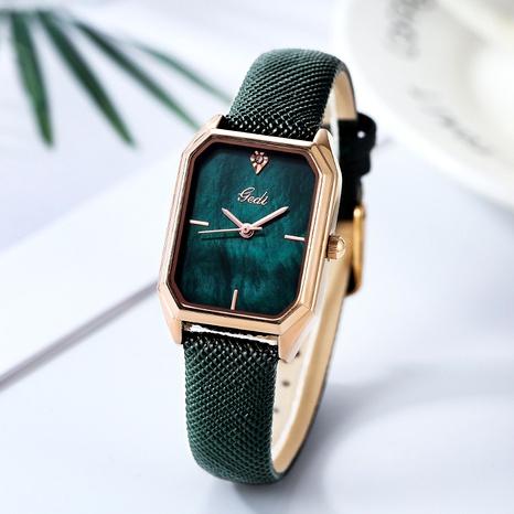 cinturón de moda impermeable reloj de cuarzo casual NHSR285305's discount tags