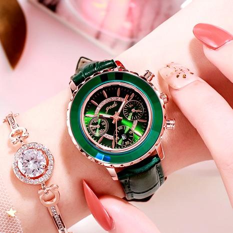 reloj de cinturón casual impermeable de moda NHSR285317's discount tags