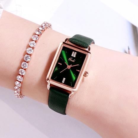 reloj de cuarzo impermeable de moda retro NHSR285319's discount tags