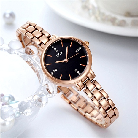 fashion casual waterproof quartz watch NHSR285328's discount tags