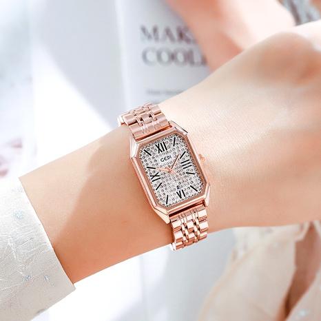 fashion casual starry waterproof quartz watch NHSR285334's discount tags
