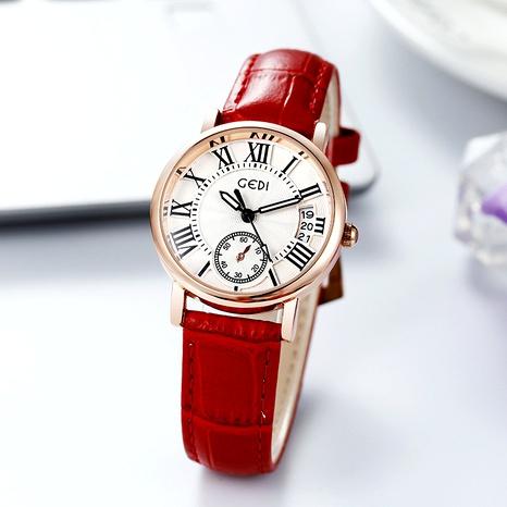 calendario de moda reloj casual impermeable NHSR285339's discount tags