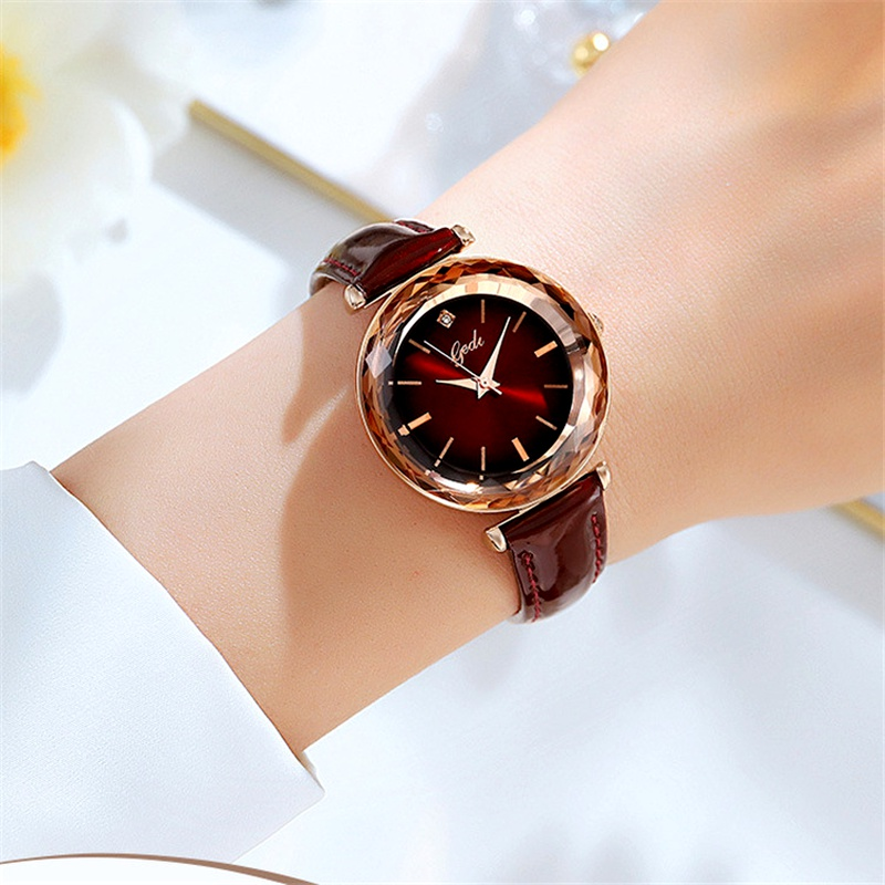 belt waterproof quartz watch NHSR285345