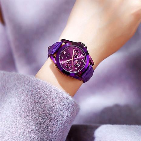 reloj de cuarzo impermeable de moda simple NHSR285352's discount tags