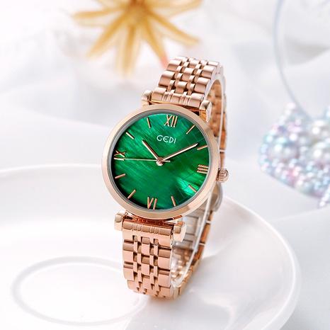steel band fashion waterproof quartz watch NHSR285366's discount tags