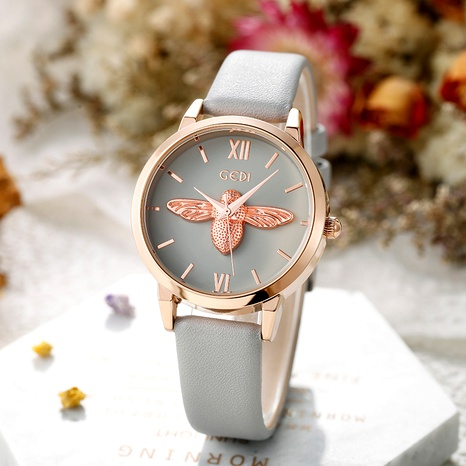 reloj de cuarzo impermeable casual de moda NHSR285372's discount tags