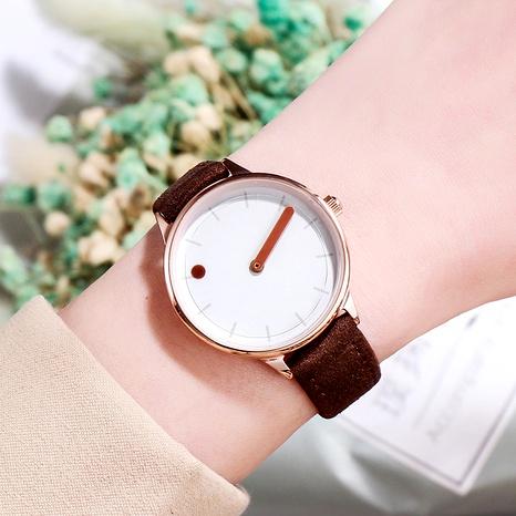 reloj de cuarzo impermeable casual de moda NHSR285385's discount tags