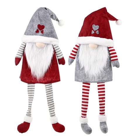 Christmas Decorations Hanging Faceless Doll NHHB285394's discount tags