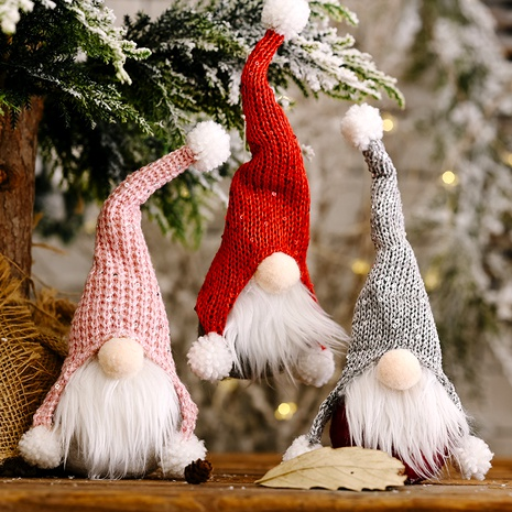 Christmas Ornaments Doll Pendant  NHHB285406's discount tags