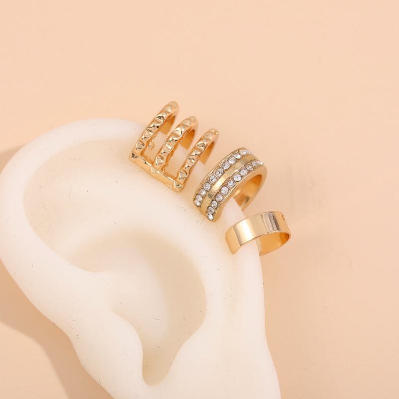 alloy ear clip set  NHLL285630