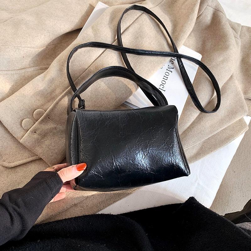 simple portable shoulder underarm bag NHRU285759