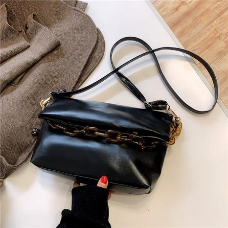 Bolso de hombro de moda simple de gran capacidad NHRU285777's discount tags