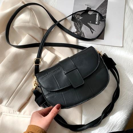 fashion one-shoulder underarm bag  NHRU285778's discount tags