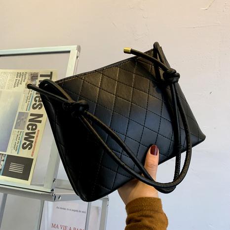 Fashion Messenger One-Shoulder-Beuteltasche NHRU285779's discount tags