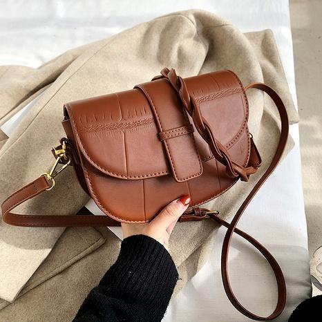bolsa de sillín de moda para las axilas NHJZ285795's discount tags