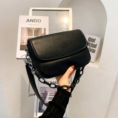 bolso messenger retro pequeño cuadrado NHJZ285797's discount tags