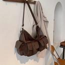 casual fashion messenger large capacity bag NHJZ285822