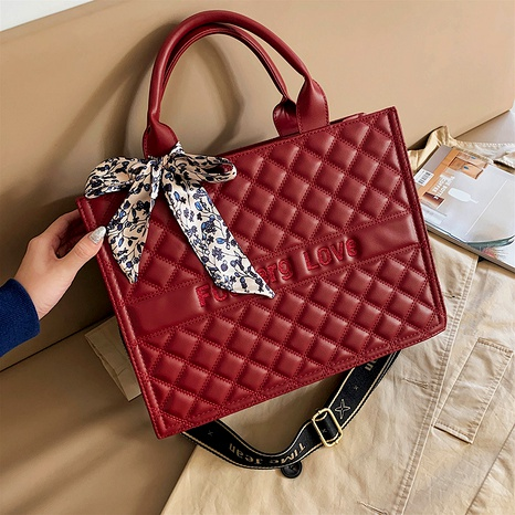 large capacity single shoulder bag  NHJZ285880's discount tags