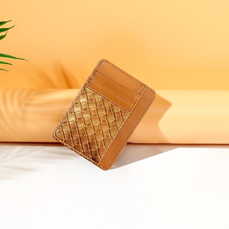 retro woven wallet wholesale NHBN285921