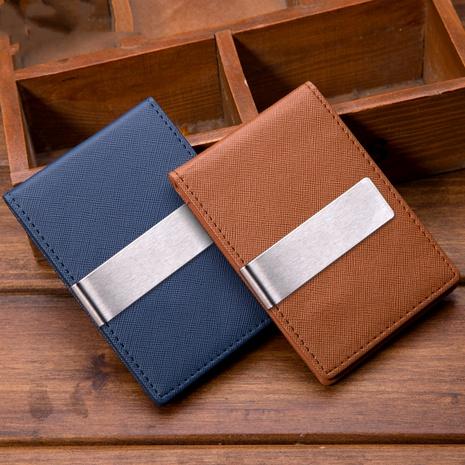 Portefeuille en cuir PU NHBN285917's discount tags