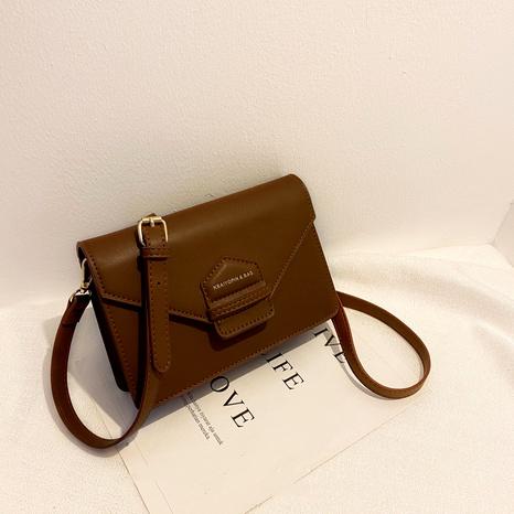 bolso pequeño cuadrado retro con un solo hombro NHJZ285803's discount tags