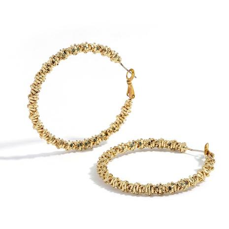 fashion circle earrings  NHJQ286114's discount tags