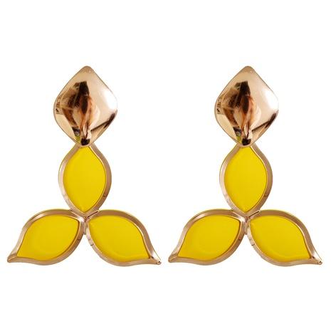 fashion plant leaf earrings  NHJJ286129's discount tags