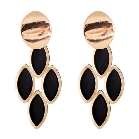 fashion plant leaf earrings NHJJ286128's discount tags