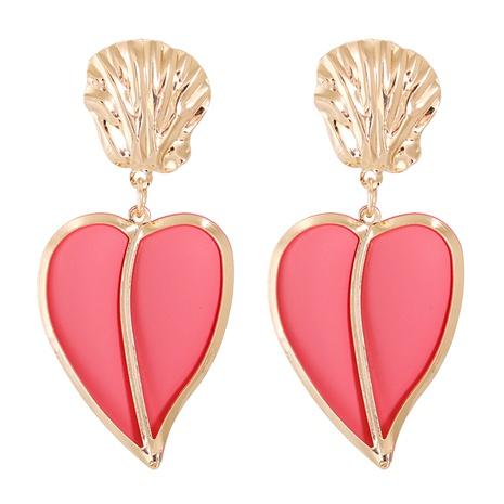 fashion plant leaf earrings NHJJ286130's discount tags
