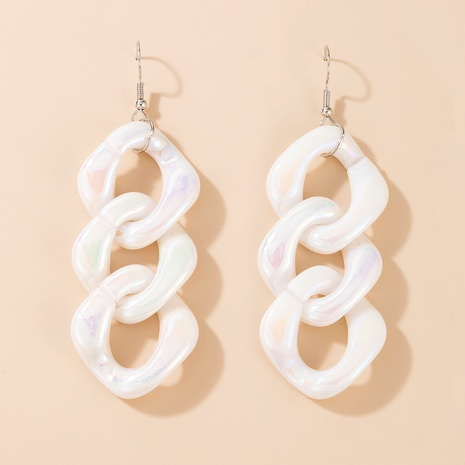 fashion irregular buckle earrings  NHGY287421's discount tags