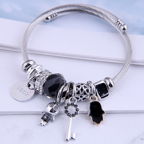 fashion metal bracelet NHSC287400's discount tags