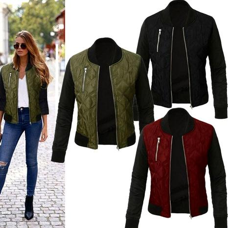 chaqueta con cremallera de moda NHJC286987's discount tags