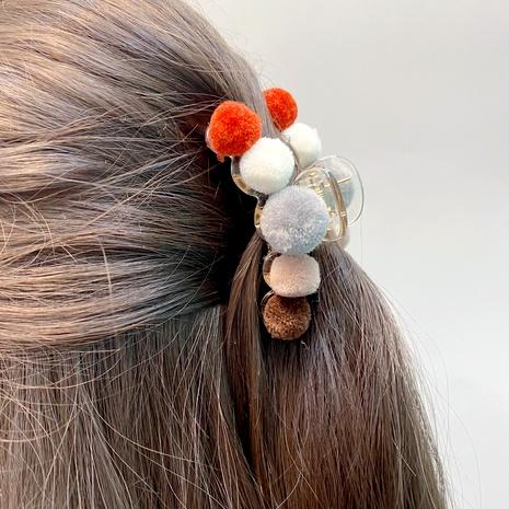 colorful ball sweet hair grabbing clip NHFS286635's discount tags