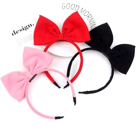 simple red bow  headband  NHDQ286657's discount tags