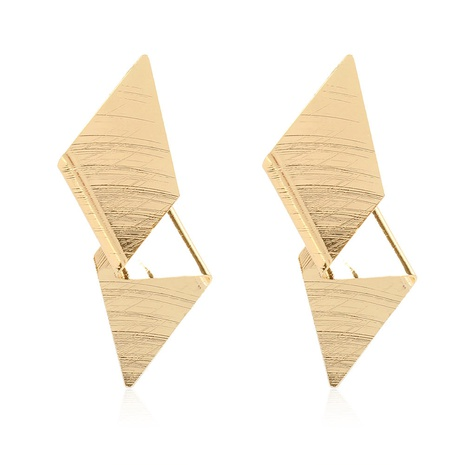 alloy irregular smooth earrings NHCT286678's discount tags