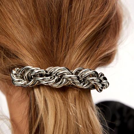 épingle à cheveux chaîne rétro en alliage NHCT286679's discount tags