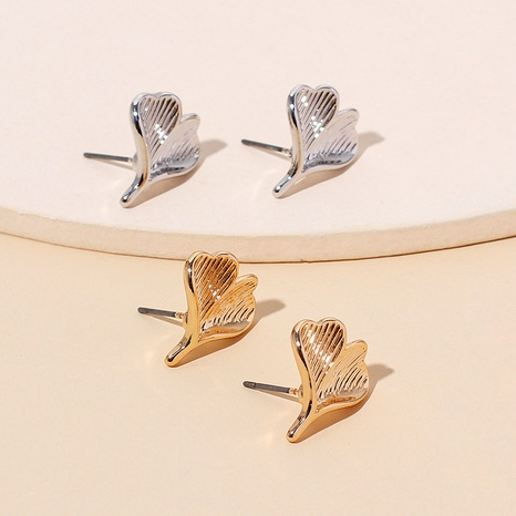 Fashion irregular fishtail earrings  NHRN286719's discount tags